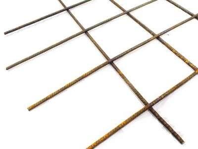 Onbehandeld steknet 2,35x5,95m